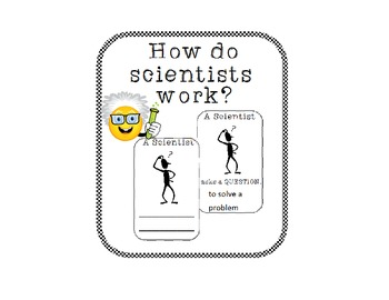 How does a Scientist Work?- Scientific Method Introduction Book: definitions