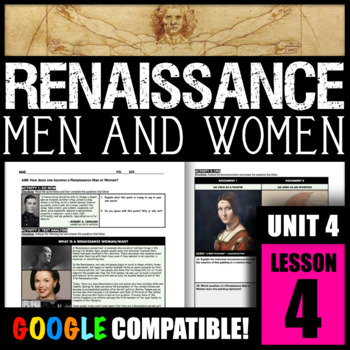 How does someone become a Renaissance Man or Woman?
