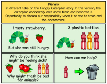 How does trash affect the environment?