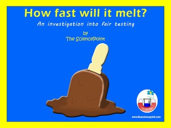 How fast will it melt? An investigation to establish 'fair testing.'