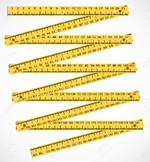 How is measuring in meters different from measuring in centimeters? Ent&Ex Slips