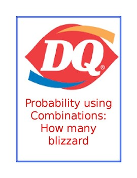 How many Blizzard combinations can be made?