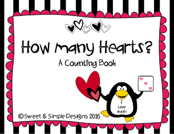 How many Hearts? A Counting Book