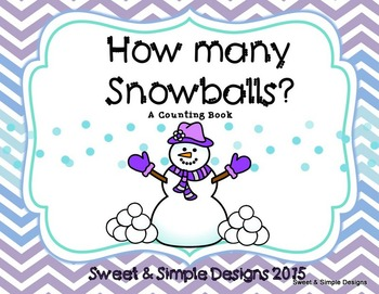 How many Snowballs? A Counting Book