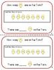 How many are on the farm mini book K.CC.3 K.CC.5 Counting Kindergarten