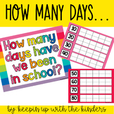 How many days have we been in school? Rainbow