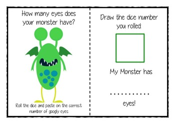How many eyes does my monster have