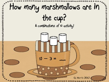 How many marshmallows in the cup?