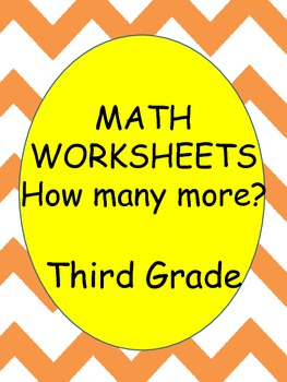 How many more? - Common Core - Math