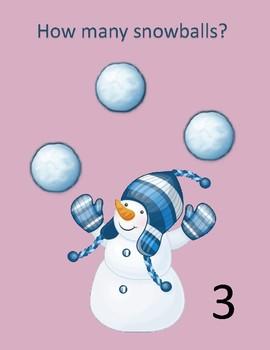 How many snowballs?