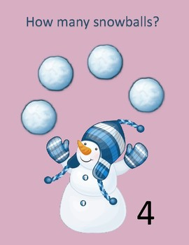 How many snowballs?