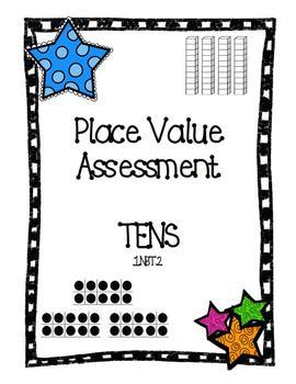 Place Value Assessments