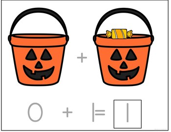 How much candy? Counting and Addition Books: Interactive and Differentiated