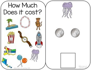 How much does it cost? Nickle interactive book!