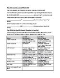 How much is your education worth? Which job offer is best? worksheet