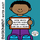 How much water does your family use in a year? Science Environment