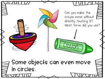 How Objects Move: Force and Motion
