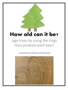 How old is it? Tree Aging!