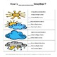 How's The Weather - Behavioral Management Using Weather Co