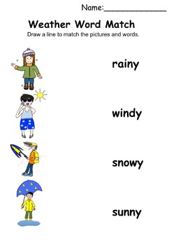 How's the Weather?  30 Weather Activities for Grade 1