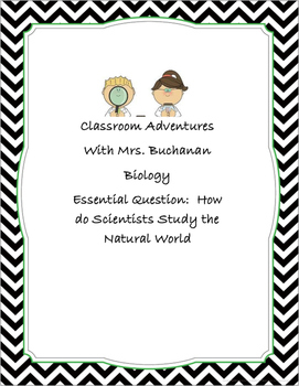 How scientist study the natural world  Observations and Inference