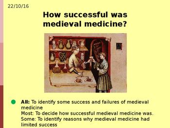 How successful was Medieval medicine?