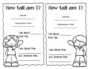 How tall am I?
