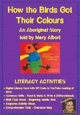 How the Birds got their Colours - Literacy Resource