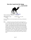 How the Camel Got His Hump - Just So Reader's Theater for Small Groups