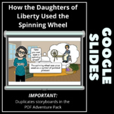 How the Daughters of Liberty Used the Spinning Wheel (Goog