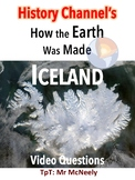 How the Earth Was Made: Iceland Video Questions