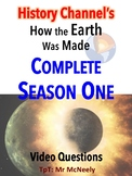 History's How the Earth Was Made Complete Season One Video