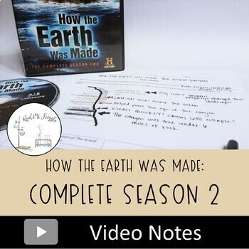 How the Earth was Made--Complete Season 2 GROWING BUNDLE!