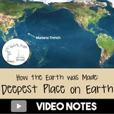 How the Earth was Made--Deepest Place on Earth