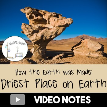 How the Earth was Made--Driest Place on Earth