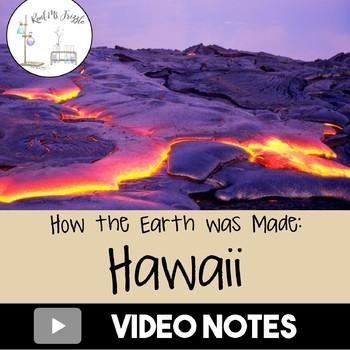 How the Earth was Made--Hawaii