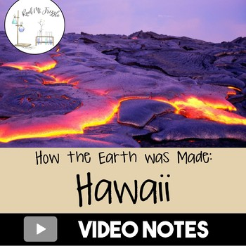 How the Earth was Made--Hawaii