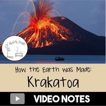 How the Earth was Made--Krakatoa