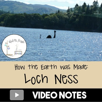 How the Earth was Made--Loch Ness