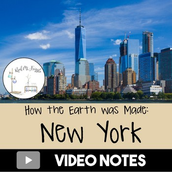 How the Earth was Made--New York