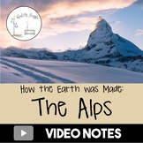 How the Earth was Made--The Alps