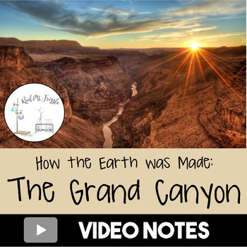How the Earth was Made--The Grand Canyon