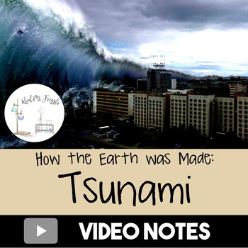How the Earth was Made--Tsunami