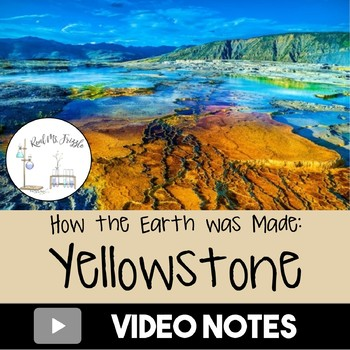 How the Earth was Made--Yellowstone
