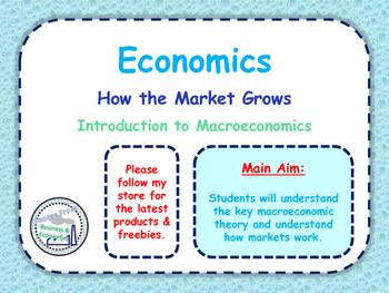 How the Economy Works - Introduction to Macroeconomics / Economics