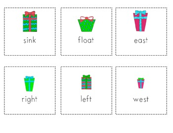 How the Elf Stole Antonyms