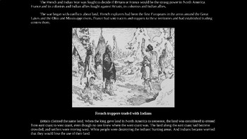 How the French Lost North America - PowerPoint