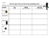 How the Garcia Girls Lost Their Accents Symbolism SAY MEAN MATTER Chart