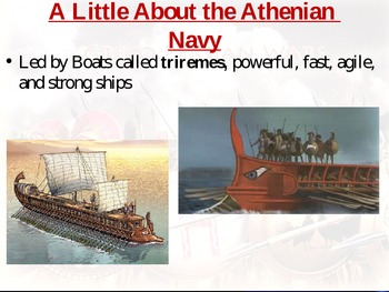 How the Greeks Won The Persian Wars