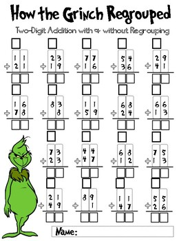 How the Grinch Regrouped
